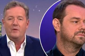 Piers Morgan issues GROVELLING apology to Danny Dyer after slagging off EastEnders star's daughter Dani for Love Island stint on Good Evening Britain