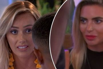Megan Love Island: Laura Anderson BLASTS 'f*****g s**g' Megan Barton Hanson as she dumps Wes Nelson over betrayal