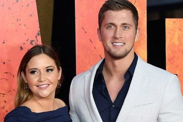 Jacqueline Jossa breaks silence after welcoming baby girl Mia with husband Dan Osborne: 'My little family is complete'