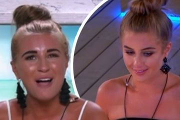Love Island viewers CONFUSED as Dani Dyer and Georgia Steel appear to be identical