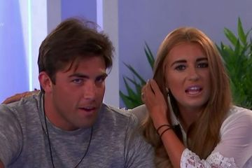 Love Island's Dani Dyer issues a WARNING to Jack Fincham over her dad Danny Dyer as they discuss the 'Do Bits Society'