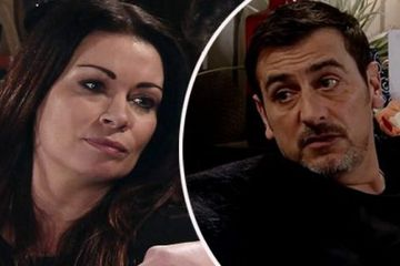 Coronation Street spoilers: Carla Connor and Peter Barlow 'to reunite' as he QUITS Rovers Return following Toyah Battersby's Aidan Connor baby bombshell