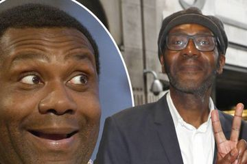 Sir Lenny Henry looks unrecognisable as he displays dramatic weight loss after battling diabetes