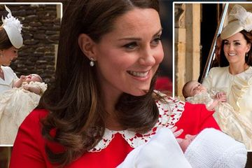 Prince Louis christening: Kate Middleton and Prince William confirm christening date for royal baby number three - here's all the details on the Duke and Duchess of Cambridge's big day