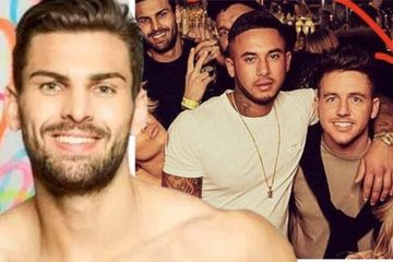 Love Island: Adam Collard ADMITS he already knows the villa's new arrival Ellie Brown