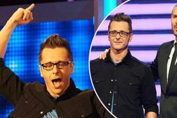 Take Me Out fans 'CRINGE' as 5ive popstar Ritchie Neville attempts to find love on Paddy McGuinness' dating show