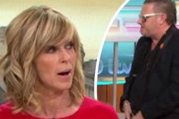 Good Morning Britain descends into chaos as man unzips his trousers and gets his BALLS out live on air