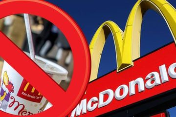 McDonald's is replacing their plastic straws with paper ones across the UK and Ireland in a bid to help cut down on plastic pollution