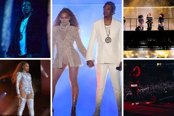 "Beyoncé JAY-Z ""On The Run II"" Tour Cardiff: Photos, Videos, Setlist"
