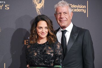 Fast Facts About Anthony Bourdain's Girlfriend
