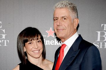 Ottavia Busia, Anthony Bourdain's Ex-Wife: Fast Facts & Photos