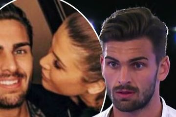 Love Island: Adam Collard's ex-girlfriend Claudia Proctor 'likes' tweets branding female contestants 'dogs'