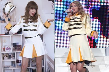 Taylor Swift superfan recreates her costumes in exquisite detail