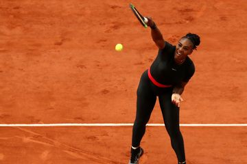 Serena Williams Pulled Out Of The French Open Ahead Of Her Match With Maria Sharapova Due To Injury