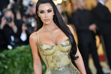 Insiders are mocking Kim Kardashian's fashion award