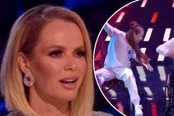 Britain's Got Talent: Fans FURIOUS at Amanda Holden's reaction as she admits she was 'blown away' by Manchester Terror Attack victims RISE Unbroken