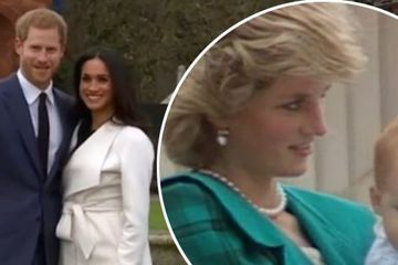 Royal Wedding: Prince Harry and Meghan Markle's wedding will include touches of Diana according to Paul Burrell
