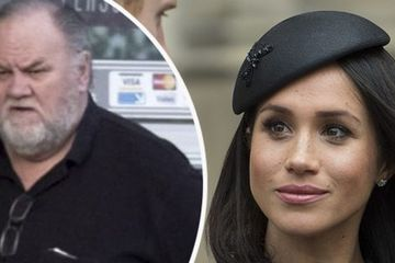 Meghan Markle's dad 'checks back into hospital' after experiencing more chest pains following 'heart attack' amid royal wedding fallout