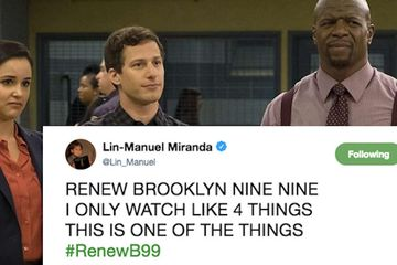 "11 Celebrities Who Are Just As Furious About The ""Brooklyn Nine-Nine"" Cancellation As You Are"