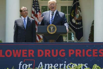 Trump Is Promising To Lower Drug Prices, But Experts Doubt It Will Happen