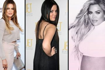 Is Khloe Kardashian's bum REAL? The TRUTH about the new mum's pert derriere as she continues to be shrouded in speculation