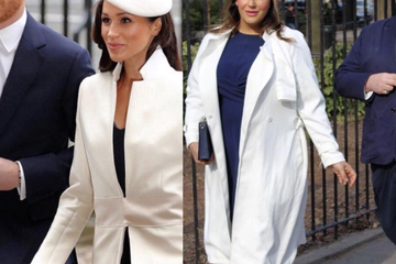 Meghan Markle's Outfits Are Being Recreated By A Size 12 Blogger