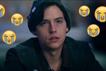 "Cole Sprouse Just Trolled The Hell Out Of ""Riverdale"" Fans And I'm Not Okay"