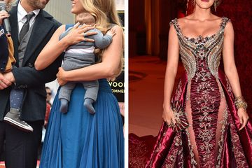 Blake Lively Showed Her Love For Ryan Reynolds And Their Kids At The Met Gala And It's Cute AF