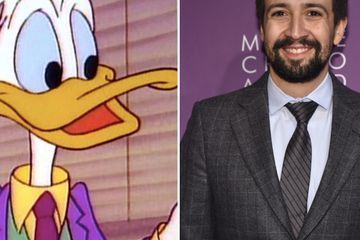 Lin-Manuel Miranda Singing Disney Afternoon Theme Songs Is The Only Video You Need This Week