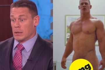 What Is A First Date Question You'd Ask John Cena?