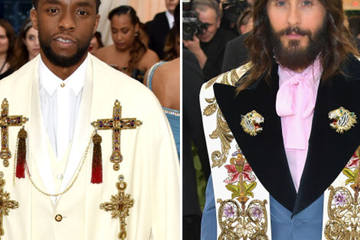 11 Men Who Nailed The Met Gala Theme This Year