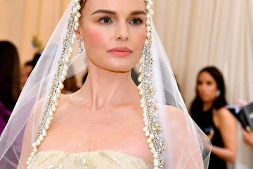 Stop, Drop, And Roll Over To Your Laptop To See Kate Bosworth At The Met Gala