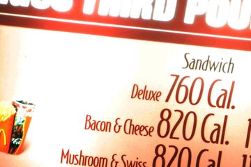You Will Now See Calorie Counts On Menus Everywhere And People Have Thoughts