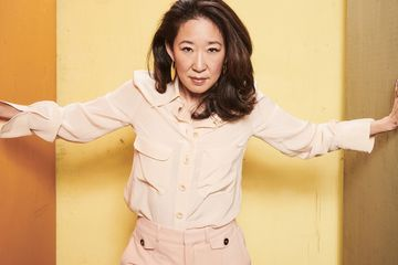 After Years Of Playing The Friend, Sandra Oh Is Finally Getting To Be The Star