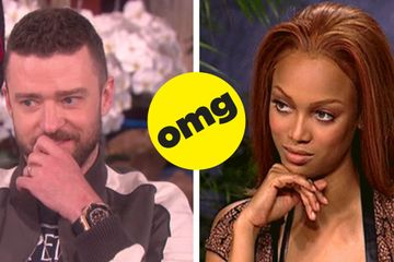 Ellen Asked Who's Hooked Up With A Spice Girl And Justin Timberlake Looked Awkward AF
