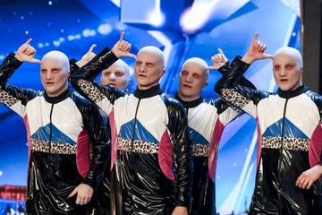 Britain's Got Talent: Fans CALL OUT dancers Baba Yega for already WINNING the show after 'scary' alien troupe starred twice before