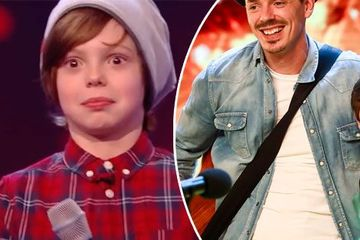 Britain's Got Talent: Father and son duo Tim and Jack Goodacre's Golden Buzzer win questioned as Jack's appearance on The Voice Kids revealed