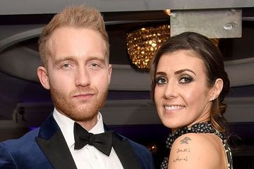 Coronation Street star Kym Marsh splits from partner Matt Baker two months after buying house together