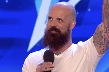 Britain's Got Talent escapologist Matt Johnson exclusively hits back at critics who say his act is 'too dangerous for TV'