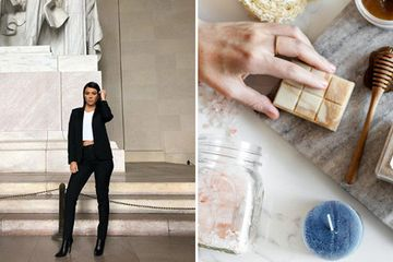 Kourtney Kardashian Is Lobbying Congress For Cleaner Beauty Products