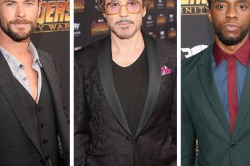 "Here's All Of The ""Avengers: Infinity War"" Cast That Turned Up To The Premiere"