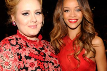 Adele Wrote A Letter About How Amazing Rihanna Is And It's The Cutest Thing I've Read In My Whole Damn Life