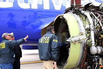 FAA to require tests on engine type that exploded during Southwest flight