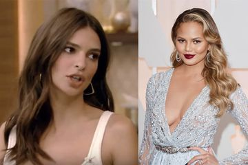 Emily Ratajkowski Explained Why She Didn't Invite Chrissy Teigen To Her Wedding And I'm Conflicted