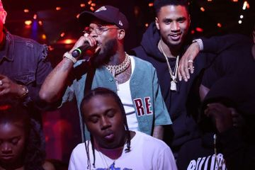 Trey Songz Hits Club With Tory Lanez After Felony Assault Charge Dropped