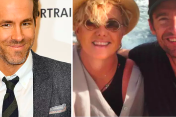 Ryan Reynolds Just Roasted The Shit Out Of Hugh Jackman And His Wife On Their Anniversary
