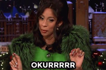 "Cardi B Explained What ""Okurrr"" Means So Now You Can Go Back To Pretending To Be Cool"