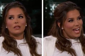 "Eva Longoria Threw Some Expert Shade When She Was Asked About ""Desperate Housewives"""
