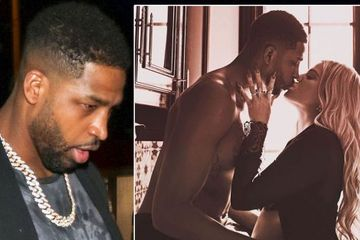 Khloe Kardashian and Tristan Thompson: How long have they been together? Inside their relationship as the basketball player is allegedly seen 'kissing' mystery woman