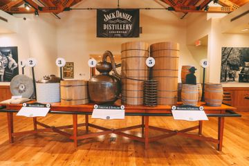 A Trip To The Jack Daniel's Distillery… In Lynchburg, Tennessee